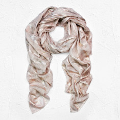 Monica Scarf in Almond