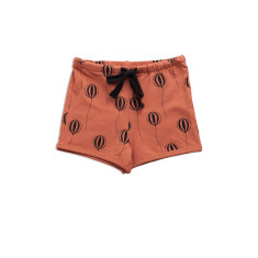 Up in the air kids' short