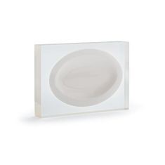 Lucid in Pale bathroom collection soap dish