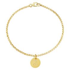 Soho Goldfill Bead Bracelet