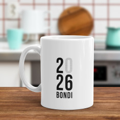 Personalised Suburb Coffee Mug