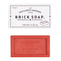 Gents Hardware brick soap