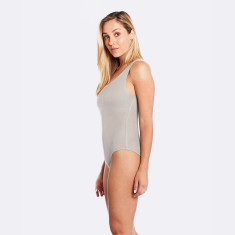 Mia Bodysuit In Grey