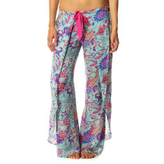 Peach Tree Pants Blue