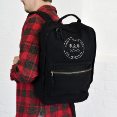 Always Time For An Adventure Men's Backpack