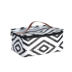 Stash bag in Tribal print