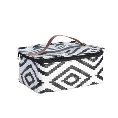 Stash bag in Tribal print