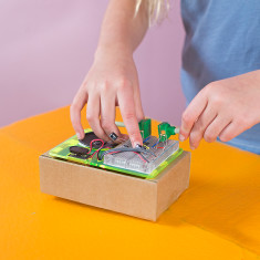 Tech Will Save Us diy synth kit