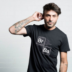 Breaking Bad periodic table men's t-shirt