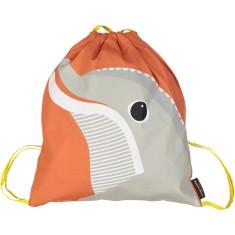 Organic cotton Dolphin rucksack
