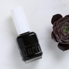 Nail polish in Black Caviar