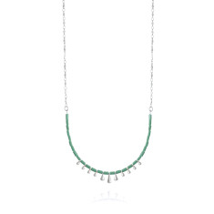 Monsoon long necklace