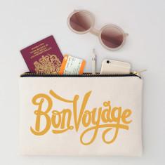 Bon Voyage Travel Pouch