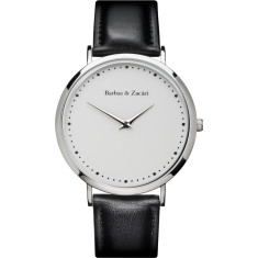 Barbas & Zacari Eclipse Leather Band Watch - Unisex