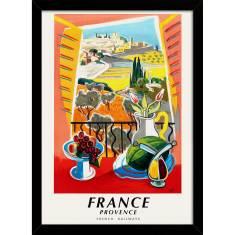 France Provence Print