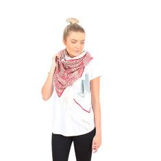 Cassara d'vie silk scarf