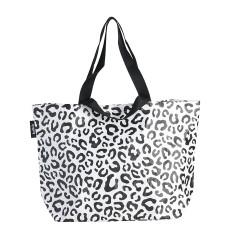 Shopper Tote in Leopard print