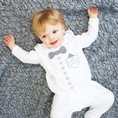 Personalised Christening Baby Onesie