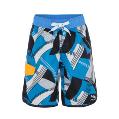 Boys' UPF 50+ Spinnaker Slim Boardshort