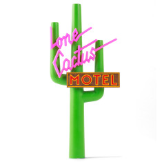 Candylab lone cactus wooden toy