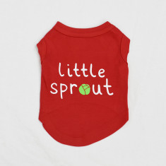 Little Sprout Christmas Pet Vest