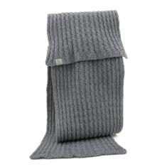 Mabel - lamb's wool scarf