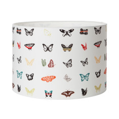 Alpine Butterfly Lampshade