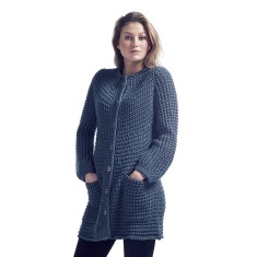 Jackie by Danish knit designer Stinne Gorell