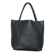Portsea getaway bag in black