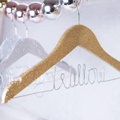 Children's glitter hanger
