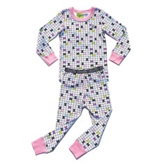 Jigsaw long john set