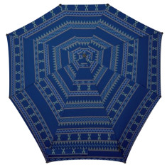 Senz Cotu Blue automatic pocket umbrella