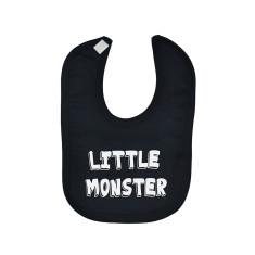 Little Monster Halloween Baby Bib