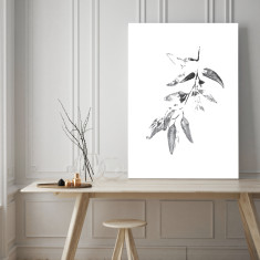 Eucalyptus leaves #1 art print (various sizes)