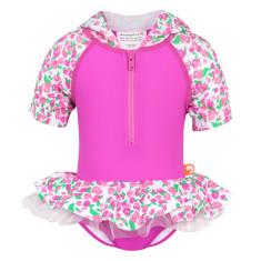 Rose Bud Baby One Piece