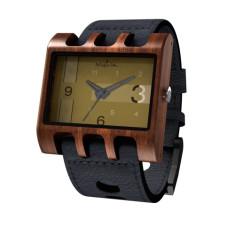 Lenzo watch in Black