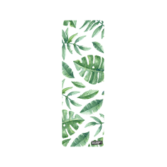 Leaf Illustration Yoga Mat
