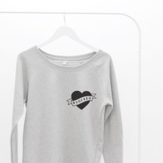 Love Avocado Women's Scoop Neck Sweater