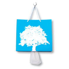 Tissue bag (various colours)