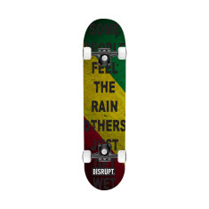 Rasta Skateboard deck