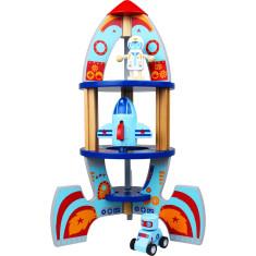 UDEAS Qpack - Rocket Ship
