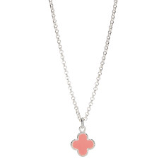 Elodie flower necklace