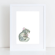 Koala Love Limited Edition Fine Art Print