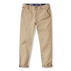 Boys Tan Chinos