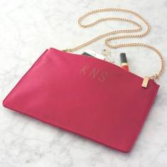 Personalised monogram bag