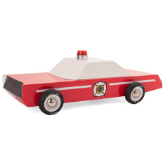 Candycab firechief toy car