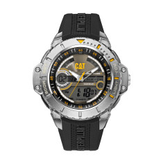 CAT 2016 ANADIGIT series watch in black