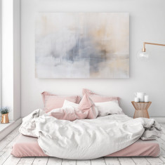 Calm Mornings Canvas Art