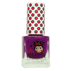 Peel off kids' nail polish in jazzberry jam (non toxic)