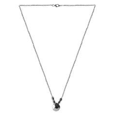 Penelope pendant in silver